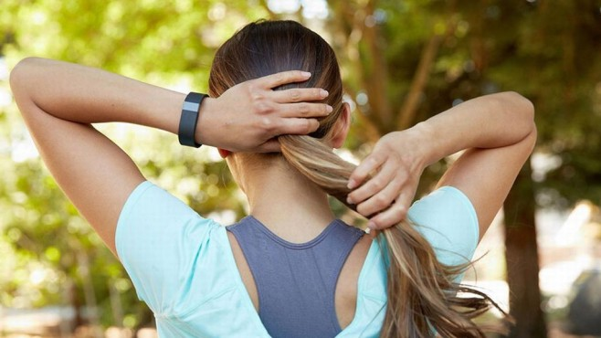 Fitbit Force Fitnessarmband ©Fitbit