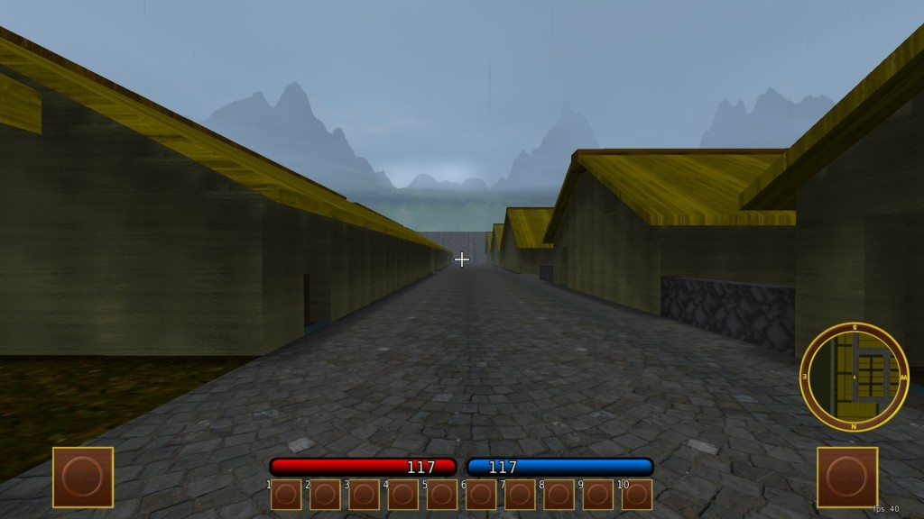 Screenshot 1 - Sandbox Free 3D Game Maker