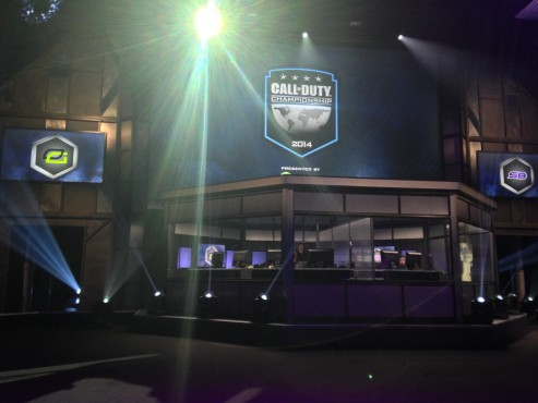 Call of Duty Championship 2014: Optic Gaming © Activision