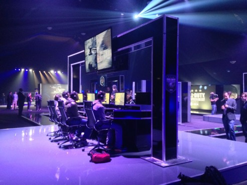 Call of Duty Championship 2014: Screen © Activision