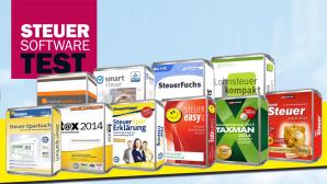 Steuer-Software Test 2014©COMPUTER BILD