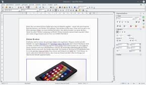 OpenOffice (Linux)