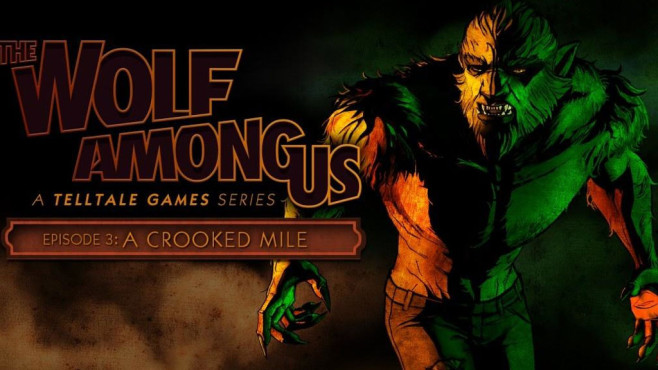 Abenteuerspiel The Wolf Among Us: Episode 3 © Telltale Games