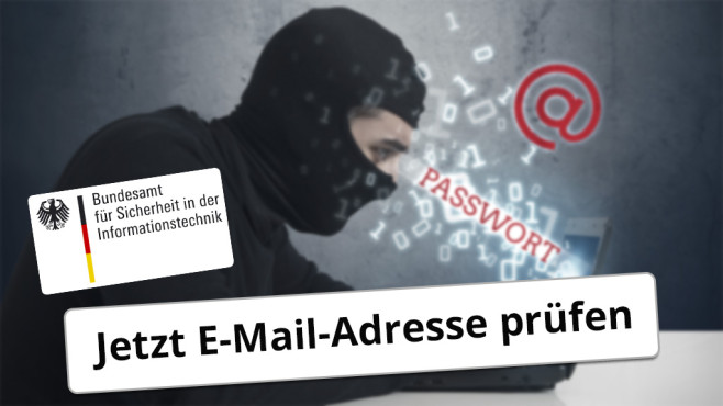 21 Millionen Mail-Konten gehackt©alphaspirit - Fotolia.com, BSI