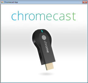 Chromecast-App für Windows