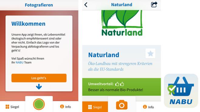 NABU-Siegelcheck ©Naturschutzbund Deutschland (NABU) e.V.