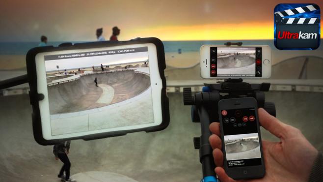 Ultrakam – the professional Camera App ©Hassan Uriostegui