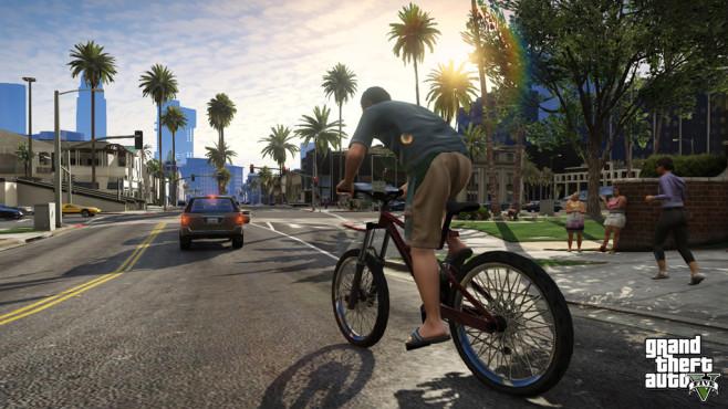 Grand Theft Auto 5©Rockstar Games