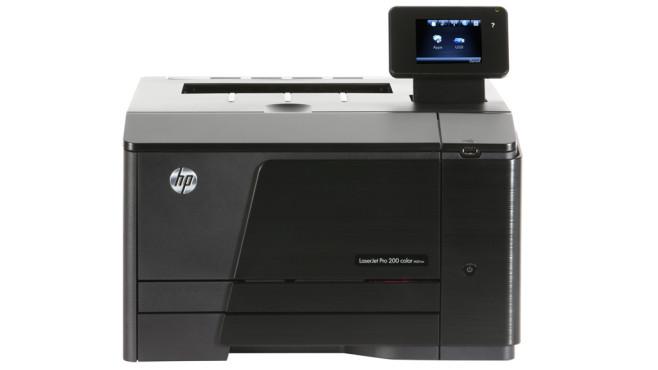 Hewlett-Packard HP LaserJet Pro 200 color M251nw©COMPUTER BILD