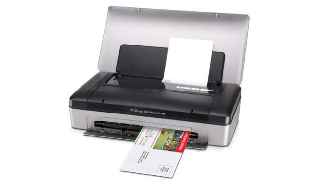Hewlett-Packard HP OfficeJet 100 Mobile ©Hewlett-Packard