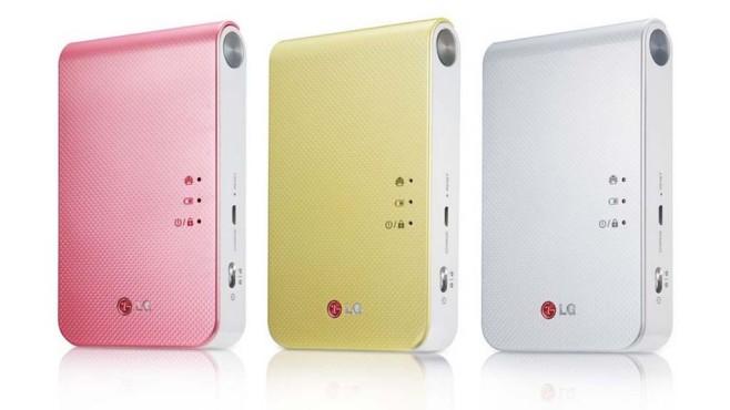 LG Pocket Photo 2.0 ©LG