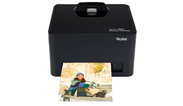 Rollei Wi-Fi Photo Printer ©Rollei