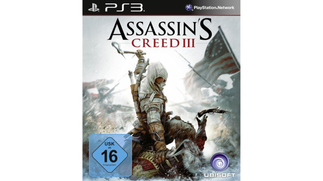 Assassin's Creed 3 (Playstation 3) ©Ubisoft