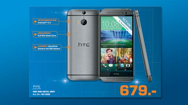 HTC One M8 ©Saturn