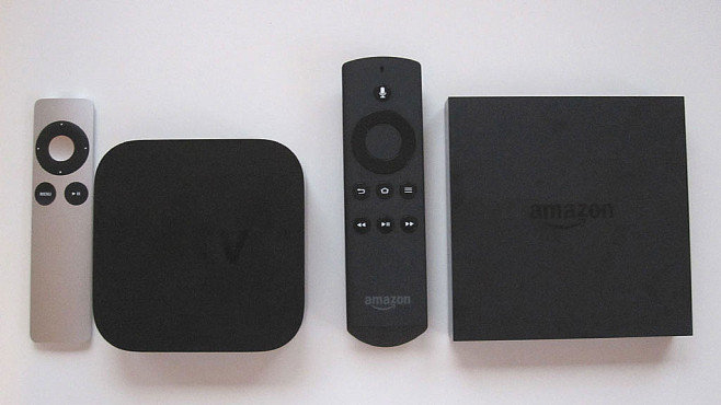 Set-Top-Box Amazon Fire TV © COMPUTER BILD
