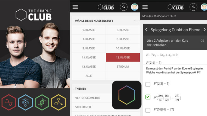 TheSimpleClub ©TheSimpleClub GmbH