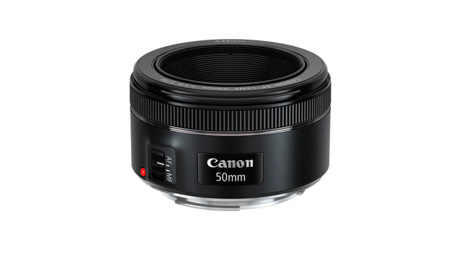 Canon EF 50mm f1.8 STM © Canon