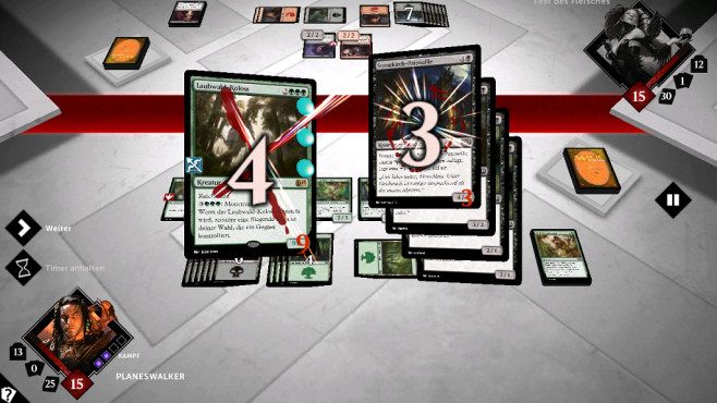Magic 2015 – Duels of the Planeswalkers: Exklusiv angespielt © Wizards of the Coast LLC