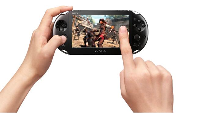 Sony Playstation Vita 2000 Slim©Sony