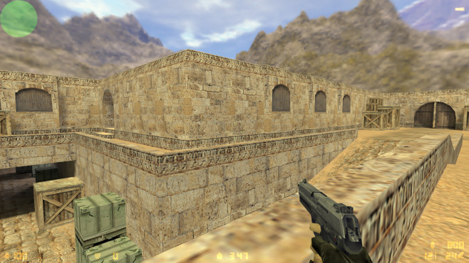 Counter-Strike © Valve