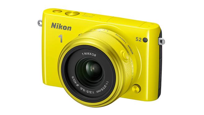Nikon 1 S2©Nikon