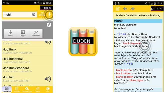Duden Wörterbücher ©Bibliographisches Institut GmbH