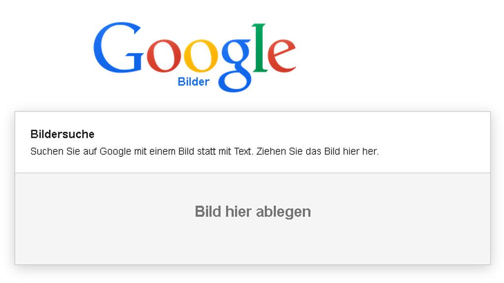 Google Rückwärtssuche Bilder