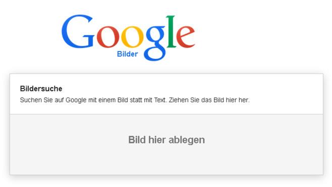 Google Rückwärtssuche©COMPUTER BILD