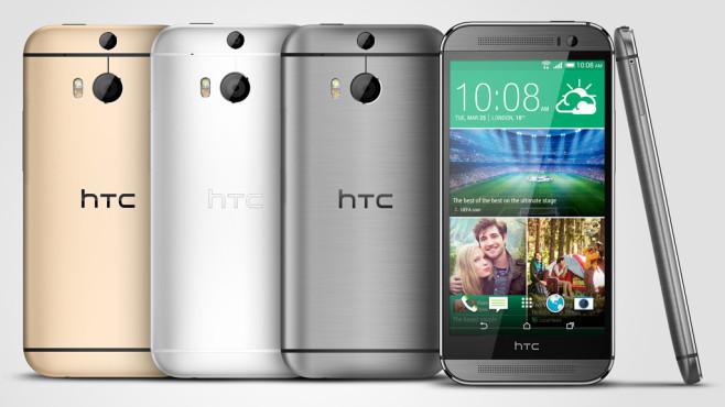 HTC One M8 ©HTC