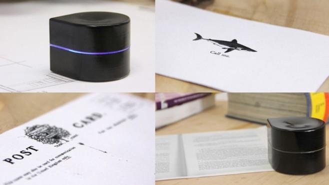 ZUtA: Mini-Drucker zum Mitnehmen©ZUtA Labs Ltd.