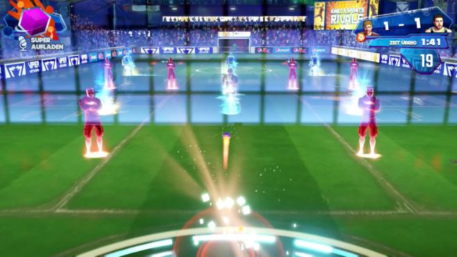 Kinect Sports Rivals: Fußball©Microsoft