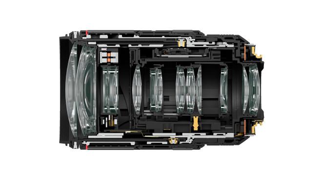 Canon RF 70-200 f2.8 L IS USM Konstruktion©Canon