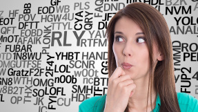 Das gro�e Internet-Slang-ABC © Jeanette Dietl - Fotolia.com