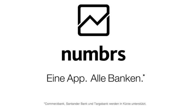 Numbrs Online-Banking©Numbrs AG