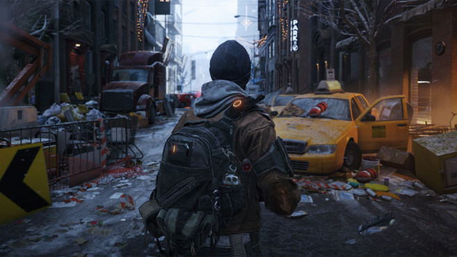 The Division: Stadt © Ubisoft