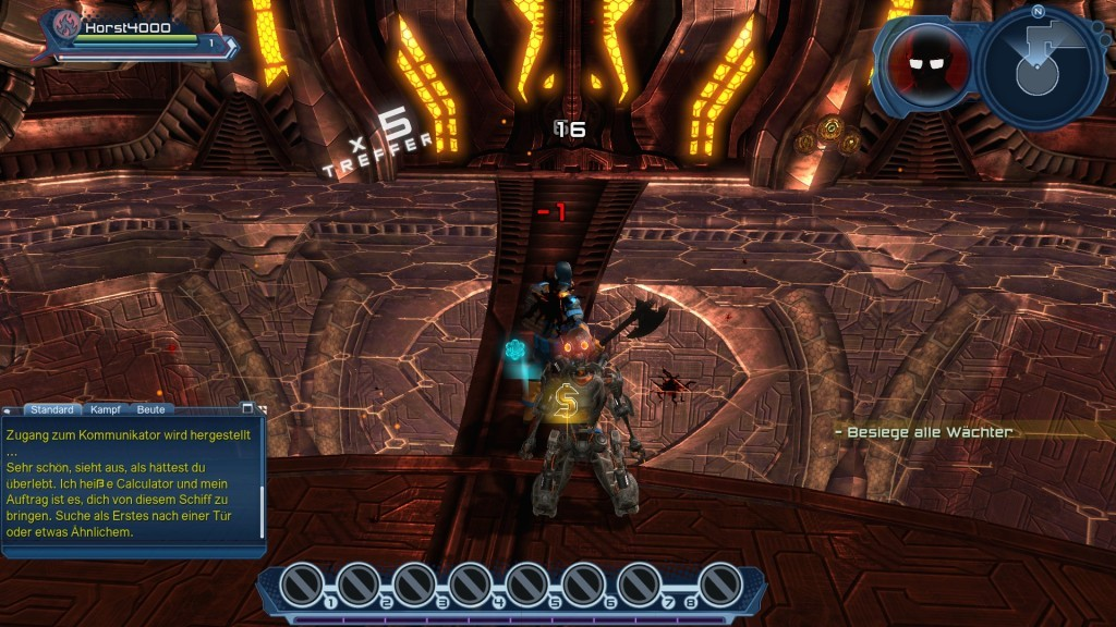 Screenshot 1 - DC Universe Online