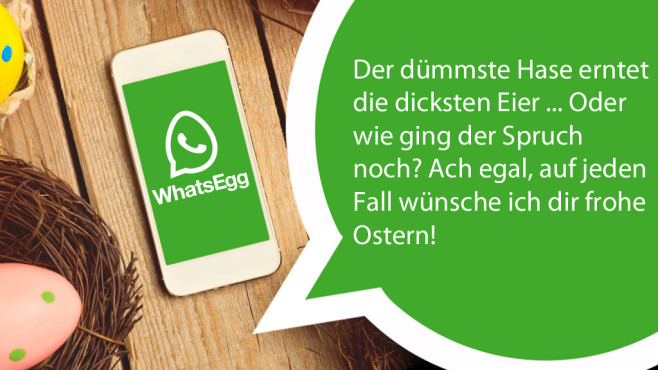 Whatsapp Ostern Die 100 Coolsten Sprüche Bilder Screenshots