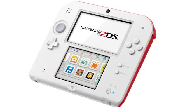 Nintendo 2DS ©Nintendo