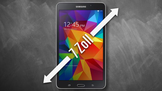 Samsung Galaxy Tab 4 7.0©Samsung, fotogestoeber - Fotolia.com