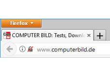 Screenshot 1 - Classic Theme Restorer für Firefox