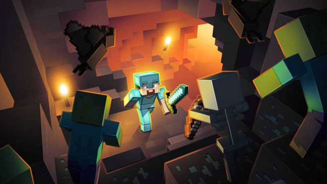 Minecraft Neue Details Zu PS Und VitaVersionen COMPUTER BILD - Minecraft ps vita spieletipps