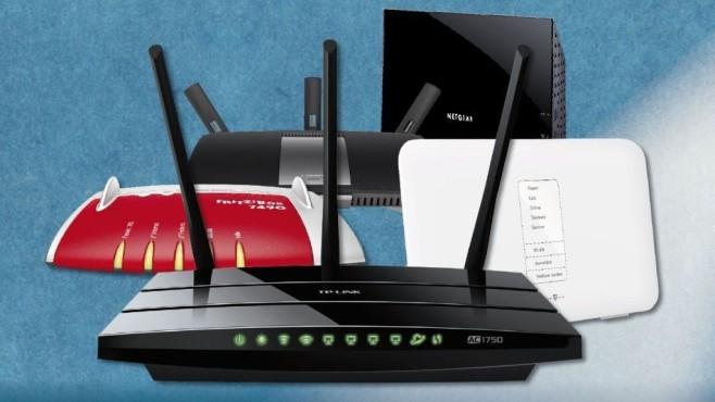 Einrichtungsseite des Routers©COMPUTER BILD