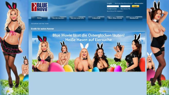 Blue Movie HD ©Blue Movie, COMPUTER BILD
