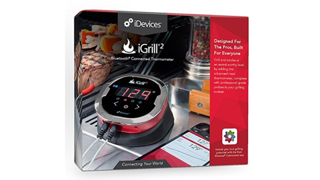 iGrill Grill-/Kochthermometer ©iDevice