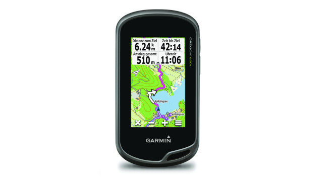 Garmin Oregon 600 © Garmin