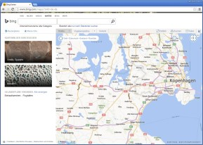 Bing Karten