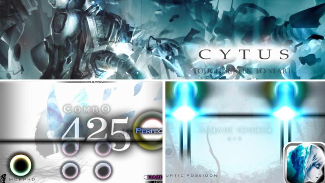 Cytus ©Rayark Inc
