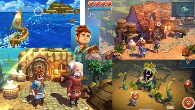 Oceanhorn © FDG Mobile Games