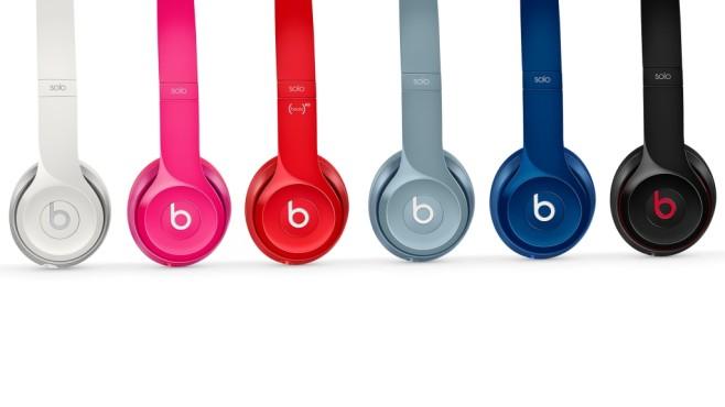 Beats by Dr. Dre Solo2 Familie©Beats