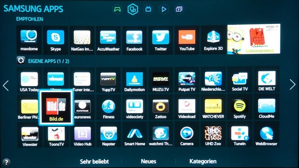Amazon App Auf Philips Smart Tv Installieren